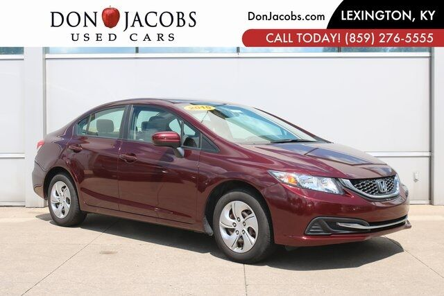 2015 Honda Civic LX Lexington KY