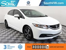 2015_Honda_Civic_LX_ Miami FL