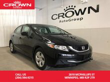 2015_Honda_Civic_LX /REMOTE START/BACK UP CAMERA/HEATED SEATS_ Winnipeg MB