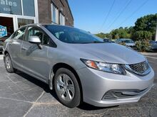 2015_Honda_Civic_LX_ Raleigh NC