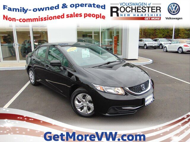 2015 Honda Civic LX Rochester NH