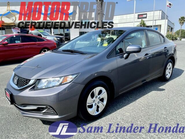 2015 Honda Civic LX Salinas CA
