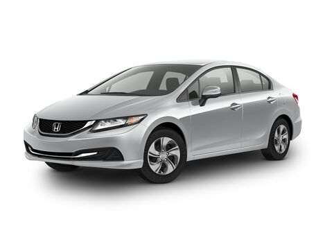 2015_Honda_Civic_LX_ Salisbury MD