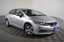 2015_Honda_Civic_LX_ Seattle WA