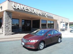 2015_Honda_Civic_LX Sedan CVT_ Colorado Springs CO