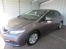 2015_Honda_Civic_LX Sedan CVT_ Dallas TX