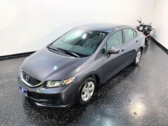2015 Honda Civic LX Sedan CVT Houston TX