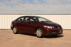 2015_Honda_Civic_LX Sedan CVT_ Terrell TX