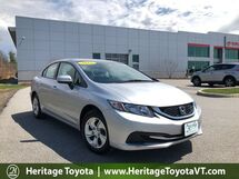 2015 Honda Civic LX South Burlington VT