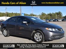 2015_Honda_Civic_LX_ North Charleston SC