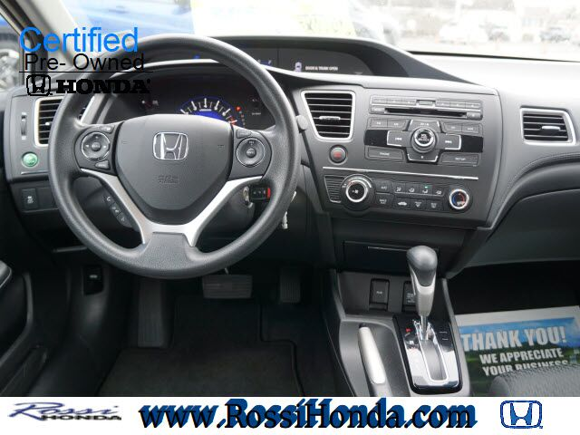 2015 Honda Civic LX Vineland NJ