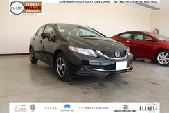 2015 Honda Civic SE Golden CO