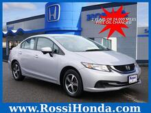 2015_Honda_Civic_SE_ Vineland NJ