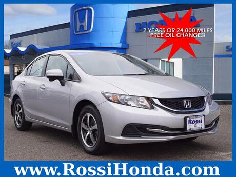 2015 Honda Civic SE Vineland NJ