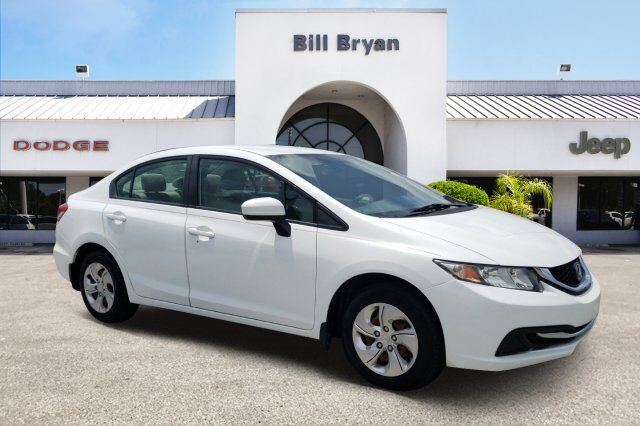 2015 Honda Civic Sedan  Leesburg FL
