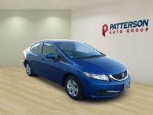 2015_Honda_Civic Sedan_4DR CVT LX_ Wichita Falls TX