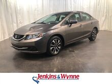 2015_Honda_Civic Sedan_4dr CVT EX_ Clarksville TN