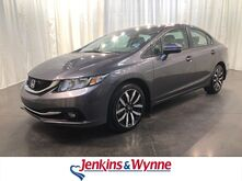 2015_Honda_Civic Sedan_4dr CVT EX-L_ Clarksville TN