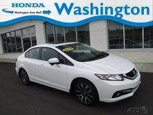 2015_Honda_Civic Sedan_4dr CVT EX-L_ Washington PA