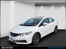 2015_Honda_Civic Sedan_4dr CVT EX-L w/Navi_ Bay Ridge NY