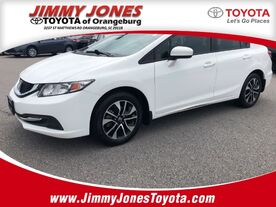 2015_Honda_Civic Sedan_4dr CVT EX_ Orangeburg SC
