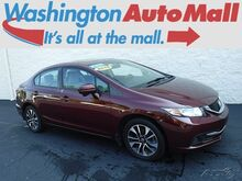 2015_Honda_Civic Sedan_4dr CVT EX_ Washington PA