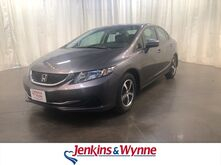 2015_Honda_Civic Sedan_4dr CVT SE_ Clarksville TN