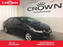 2015_Honda_Civic Sedan_4dr Man LX_ Winnipeg MB