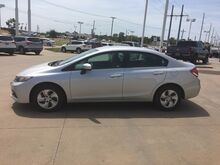 2015_Honda_Civic Sedan_CVT-EX_ Wichita Falls TX