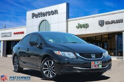 2015_Honda_Civic Sedan_EX_ Wichita Falls TX