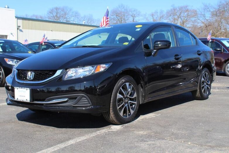 2015 Honda Civic Sedan EX Bay Shore NY