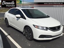 2015_Honda_Civic Sedan_EX_ Clarenville NL