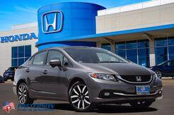 2015_Honda_Civic Sedan_EX-L_ Wichita Falls TX