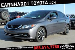 Honda Civic Sedan EX-L *1-OWNER* 2015