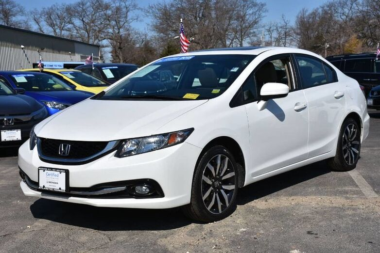2015 Honda Civic Sedan EX-L Bay Shore NY