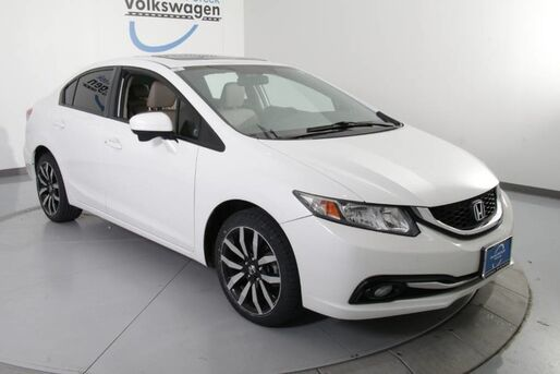 2015_Honda_Civic Sedan_EX-L_ Longview TX