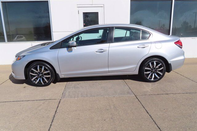 2015 Honda Civic Sedan EX-L Moline IL
