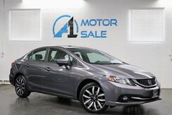 2015_Honda_Civic Sedan_EX-L_ Schaumburg IL