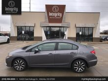 2015_Honda_Civic Sedan_EX-L_ Wichita KS