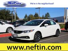 2015_Honda_Civic Sedan_EX-L_ Thousand Oaks CA