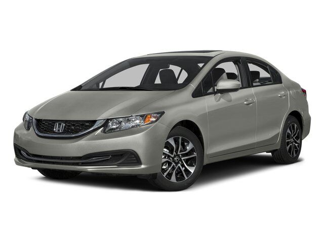 2015 Honda Civic Sedan EX Oroville CA