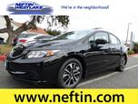 2015 Honda Civic Sedan EX Sedan 4D