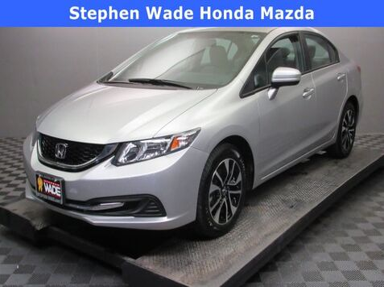 Honda St George >> Pre Owned Honda Civic Sedan St George Ut