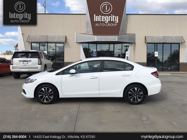 2015 Honda Civic Sedan EX Wichita KS