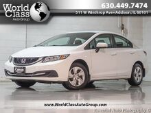 2015_Honda_Civic Sedan_LX_ Chicago IL