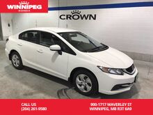 2015_Honda_Civic Sedan_LX Auto*_ Winnipeg MB