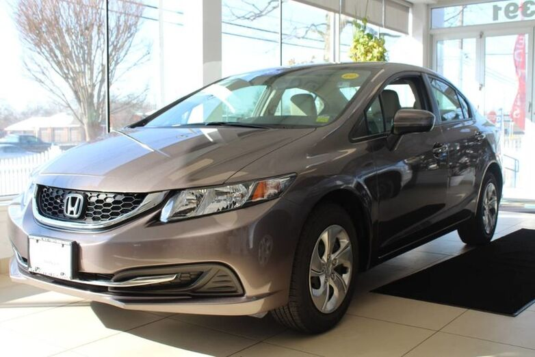 2015 Honda Civic Sedan LX Bay Shore NY