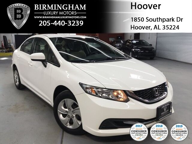 2015 Honda Civic Sedan LX Hoover AL