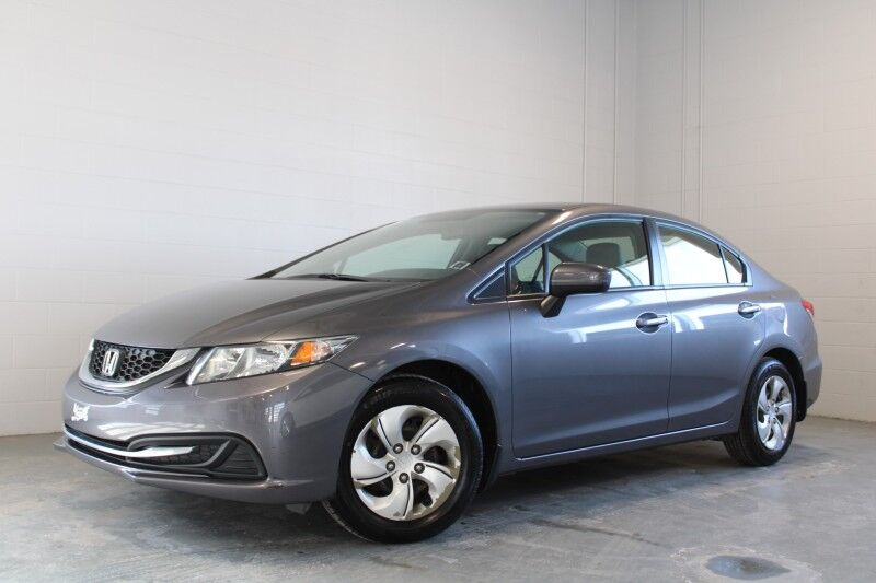 2015 Honda Civic Sedan LX Charlottetown PE