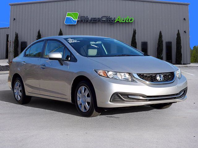 2015 Honda Civic Sedan LX Chattanooga TN
